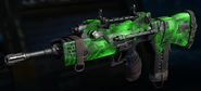 FFAR Gunsmith Model Weaponized 115 Camouflage BO3