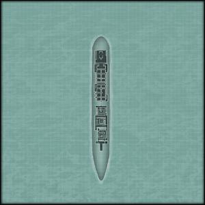Hunter Killer minimap sub 2 MW3