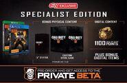Special Edition BO4