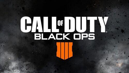 Black Ops 4 Banner