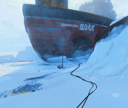 Call of Duty Black Ops 4 icebreaker волк