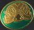 Green Souvenir Coin HUD IW