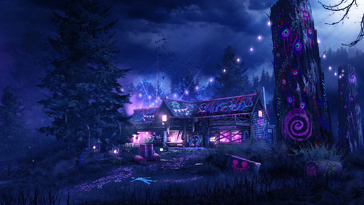 Rave In The Redwoods Call Of Duty Wiki Fandom