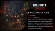 Shadows of Evil Full Biography BO3