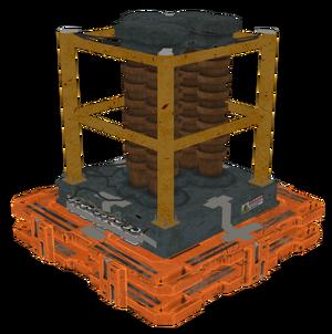 Tesla Trap model CoDG
