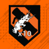 Wonderful Icon Trophy BO3