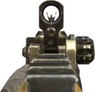 Ballista Iron Sights aiming BOII