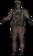 Mercenaires Fusils à pompe BO2