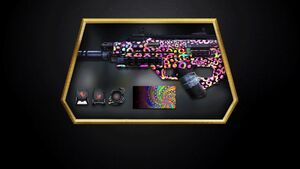 Psychedelic Personalization Pack AW
