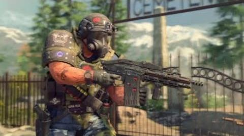 Rampage Contraband Video - Call of Duty Black Ops 4