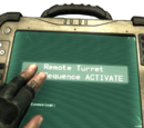 Remote Turret (Modern Warfare 3)