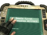Remote Turret (Modern Warfare 3)