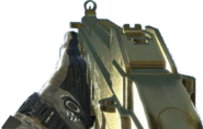 UMP45 Gold MW3
