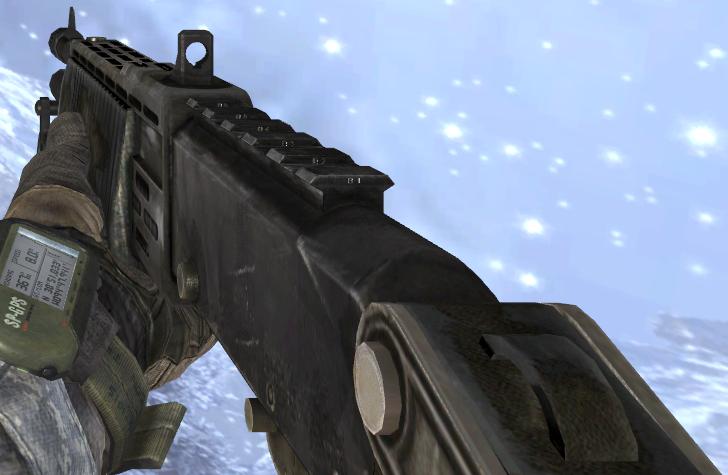 Modern Warfare 2 Shotguns | Call Of Duty Black Ops