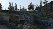 CODMW2 UAZ3151 Inner Circle escaping Loose Ends