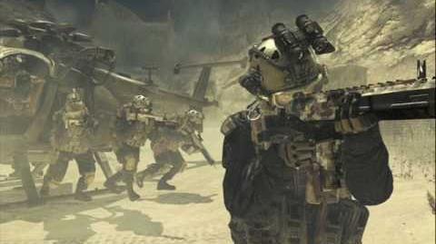 Call of Duty Modern Warfare 2 - Shadow Company Afghan Cave Network Radio Chatter-0