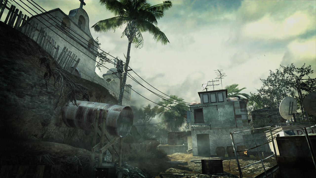 """Modern Warfare 2's """"Stimulus Package"""" Brings Back Two Classic Maps"""