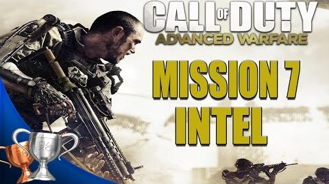 Call of Duty Advanced Warfare - All Intel Locations - Mission 7