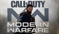 Call of Duty Modern Warfare Trailer Artwork