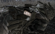M1911 in Ghillie Sniper's holster MW2