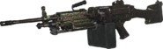 M249 SAW Folium MWR