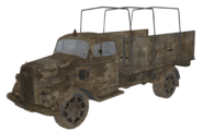Opel Blitz model MW2