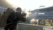 Stadium Field Verdansk Warzone MW