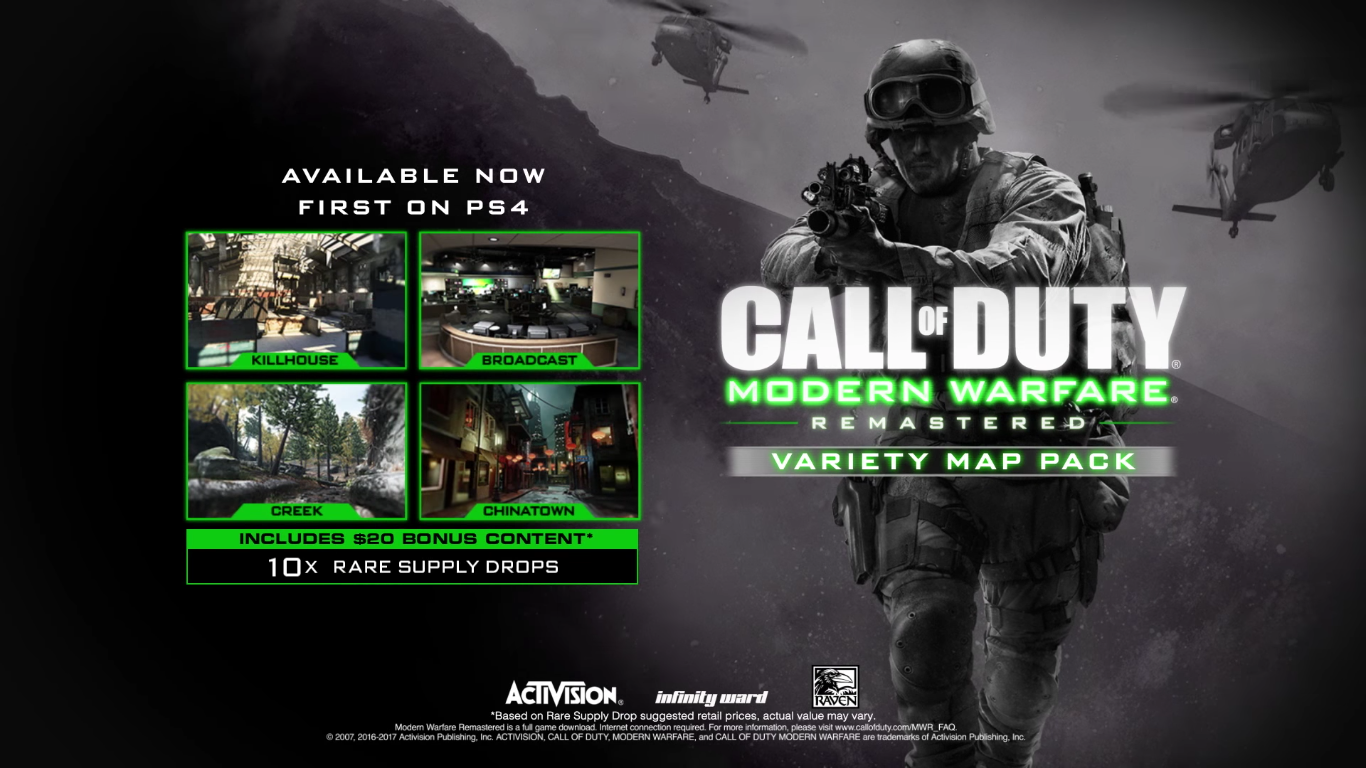 Variety Map Pack | Call of Duty Wiki | FANDOM powered by Wikia on
