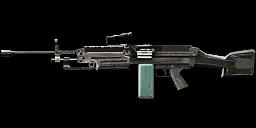 Weapon m249saw