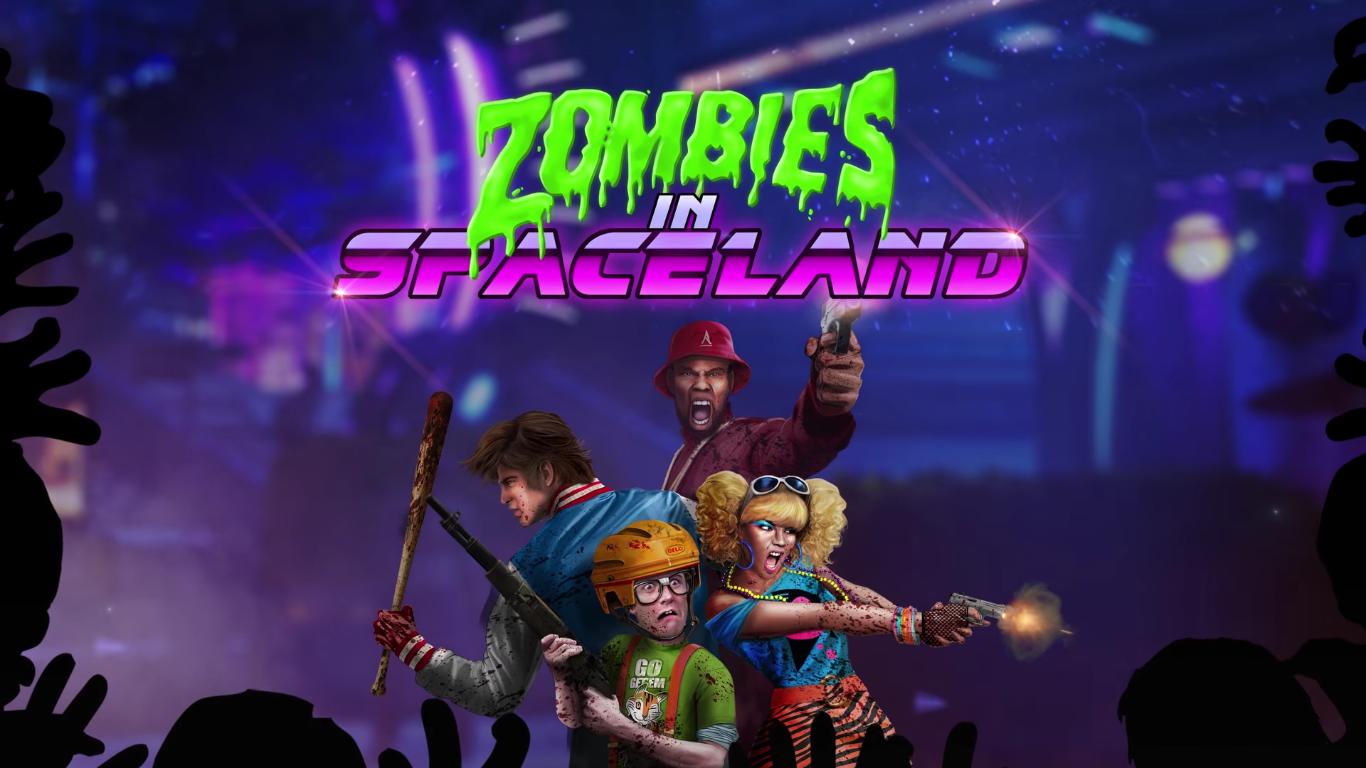 zombies war автомат