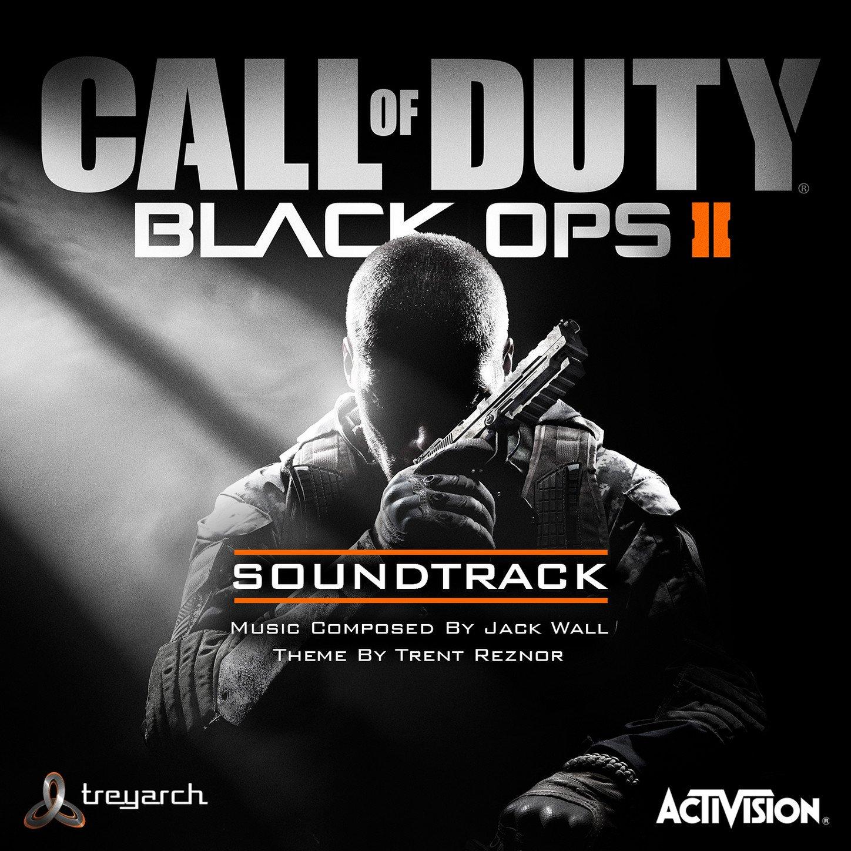 Саундтреки из Call Of Duty Black Ops 2 скачать