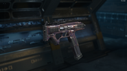 L-CAR 9 Gunsmith Model Burnt Camouflage BO3