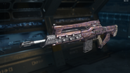 M8A7 Gunsmith Model Burnt Camouflage BO3