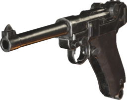 P-08 Model WWII
