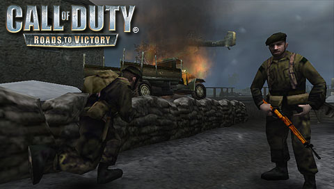 Call of Duty: Roads to Victory | Call of Duty Wiki | Fandom