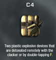 C4 Create-a-class BO