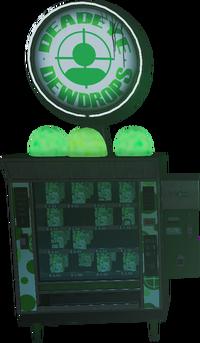 Deadeye Dewdrops Perk Machine IW