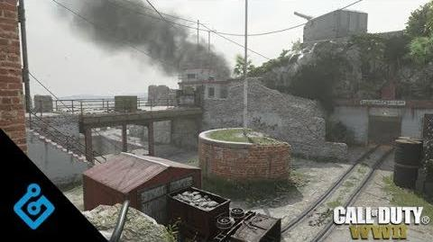 Exclusive Tour Of Call Of Duty WWII's New Gibraltar Map