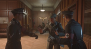Gerber and Gestapo CoD WWII