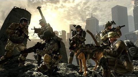 Official Call of Duty® Ghosts Squads Trailer