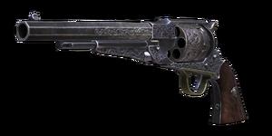 Remington New Model Army menu icon BOII