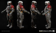 SDF Europa trooper concept IW