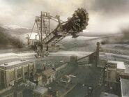 Vorkuta Coal machine