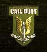 Call of Duty Badge