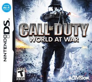 Call of Duty World at War (DS)