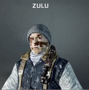 Zulu Face Paint BO