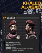 Al-Asad Dossier COD4