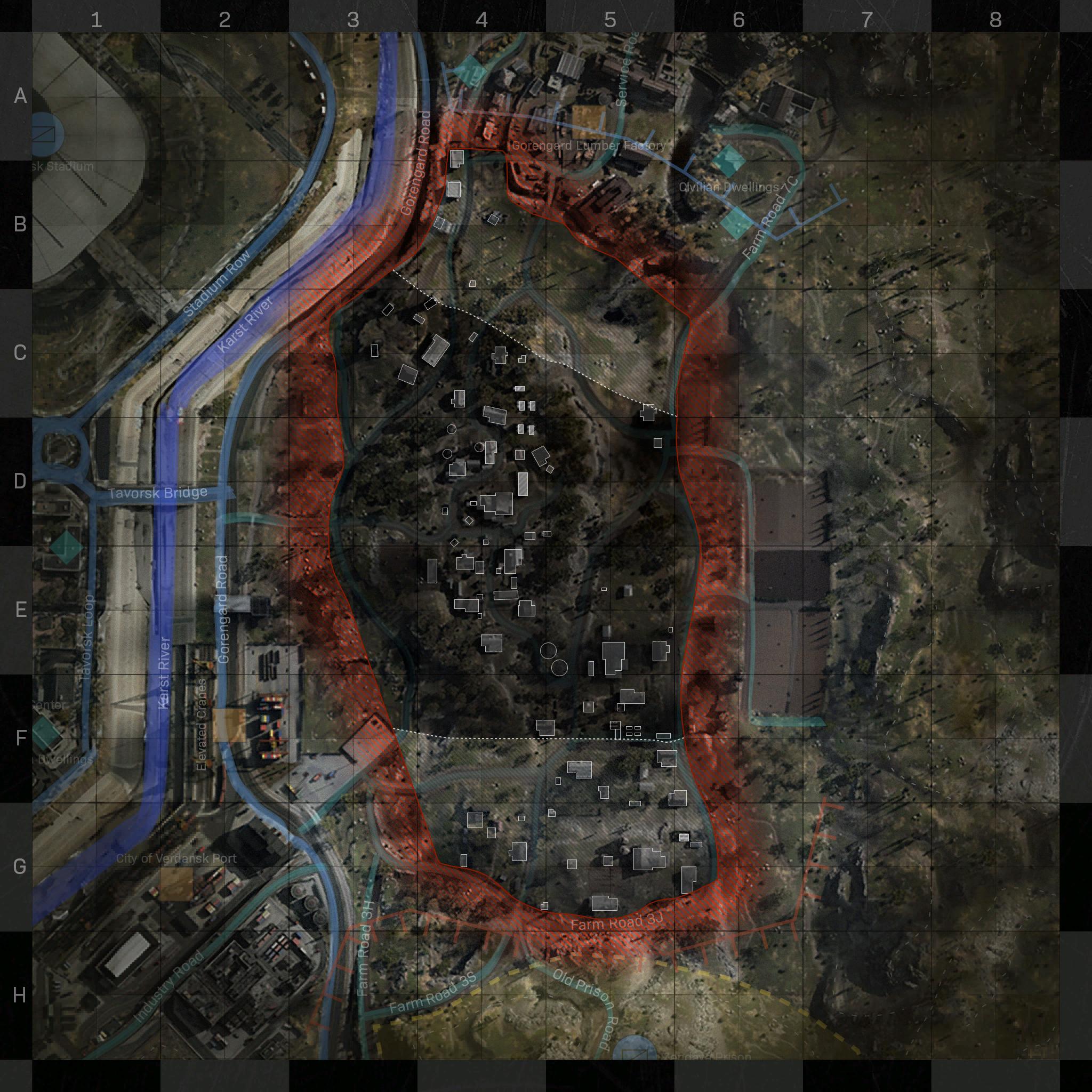Krovnik Farmland Call Of Duty Wiki Fandom