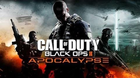 Official Call of Duty Black Ops 2 Apocalypse DLC Map Pack Preview Video