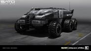 SATO APC Early Concept by Benjamin Last IW